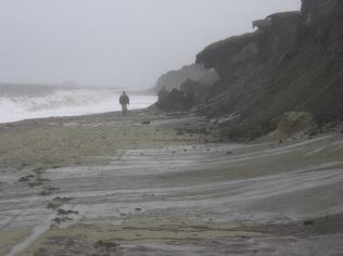 BAIS_Bluff_054 Barter Island Coastal Erosion