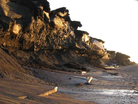 BAIS_Bluff_150 Barter Island Coastal Erosion